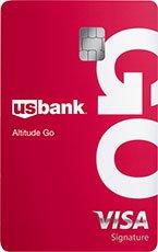 U.S. Bank Altitude® Go Visa Signature®