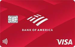 Bank of America® Customized Cash Rewards Secured Credit Card