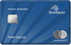 SunTrust Travel Rewards Credit Card