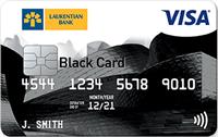 Laurentian Bank Visa Black Reward Me