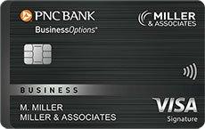 PNC BusinessOptions® Visa Signature®