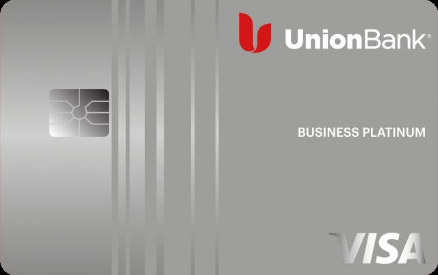 Union Bank® Business Platinum™ Visa® Credit Card