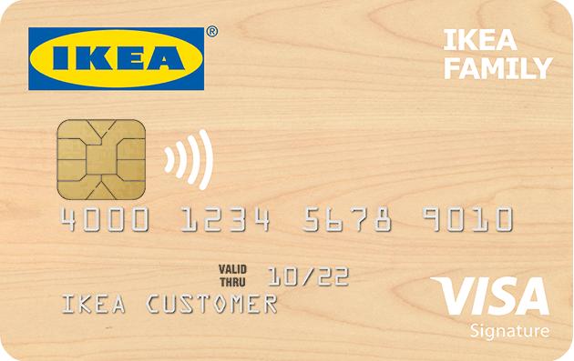 IKEA® Visa® credit card