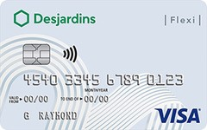 Desjardins Flexi Visa