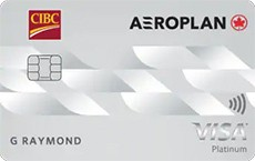 CIBC Aeroplan® Visa Card For Students
