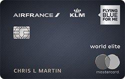 Air France KLM World Elite Mastercard®