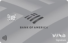 Bank of America® Unlimited Cash Rewards Credit Card for Students
