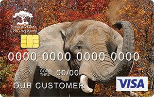 Pittsburgh Zoo & PPG Aquarium Card
