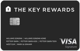 The Key Rewards Visa