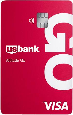 U.S. Bank Altitude® Go Visa® Secured Card