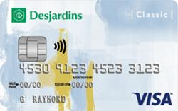 Desjardins Classic Visa