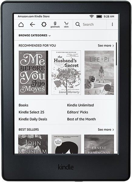 Amazon Kindle (8th Gen)