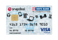 HDFC Bank Snapdeal