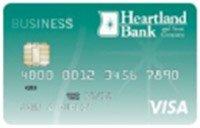 Heartland Bank Visa Business Credit Card