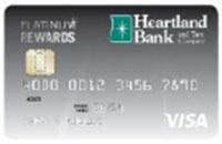 Heartland Bank Visa Platinum Rewards