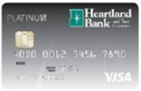 Heartland Bank Visa Platinum
