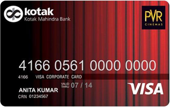Kotak Bank PVR Gold
