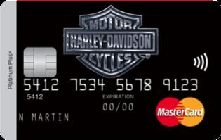 MBNA Harley-Davidson® Mastercard®