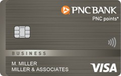 PNC points® Visa® Business Credit Card