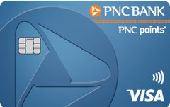 PNC points® Visa® Credit Card