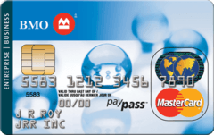 BMO Preferred Rate Mastercard for Business