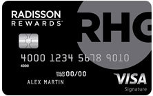 Radisson Rewards Visa Signature