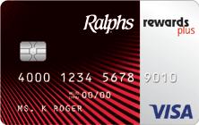 Ralphs Rewards Visa Card