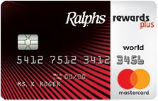 Ralphs Rewards World Mastercard®
