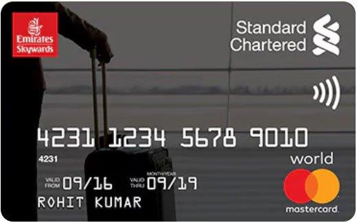 Standard Chartered Emirates World