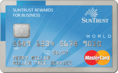 SunTrust World for Business Credit Card