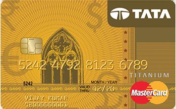 Tata Titanium Card