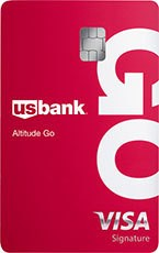U.S. Bank Altitude® Go Visa Signature®