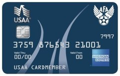 USAA Military Affiliate American Express® Card