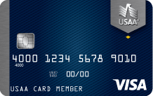 USAA Secured Card Visa Platinum