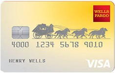 Wells Fargo Cash Back College℠ Card