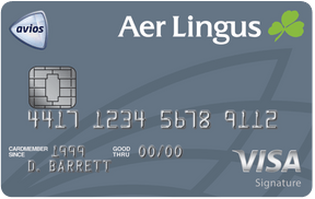 Aer Lingus Visa Signature Credit Card