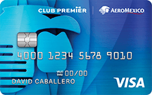 Aeromexico Visa Secured® Card