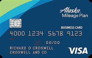 Alaska Airlines Business Credit Card