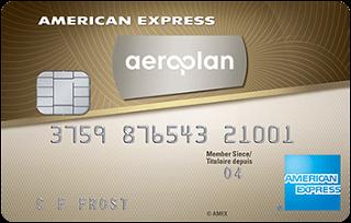American Express® AeroplanPlus® Gold Card