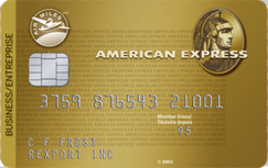 American Express Air Miles for Business Card