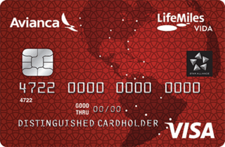 Avianca Vida Visa Card