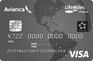 Avianca Vuela Visa Card