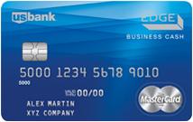 U.S. Bank Business Edge Cash Rewards World Elite MasterCard