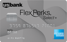 U.S. Bank FlexPerks® Select+ American Express® Card