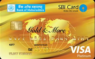 Bank Of Maharashtra - SBI Card
