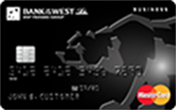 Bank of the West Business Rewards Credit Card