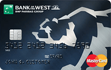Bank of the West Secured MasterCard
