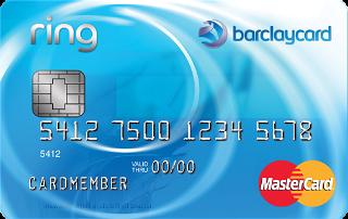Barclaycard Ring MasterCard
