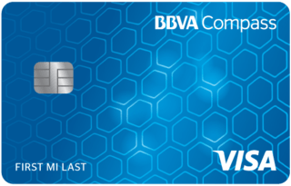 BBVA Compass Optimizer Credit Card