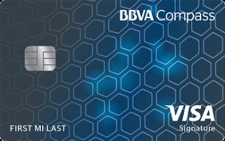 BBVA Compass Select Credit Card